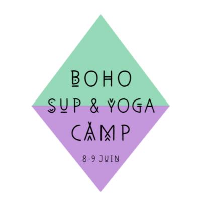 Boho camp square